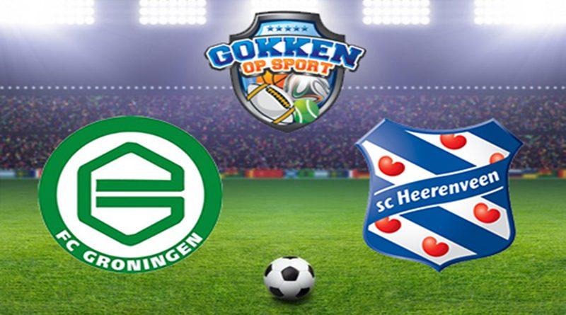 FC Groningen – Heerenveen voorspelling