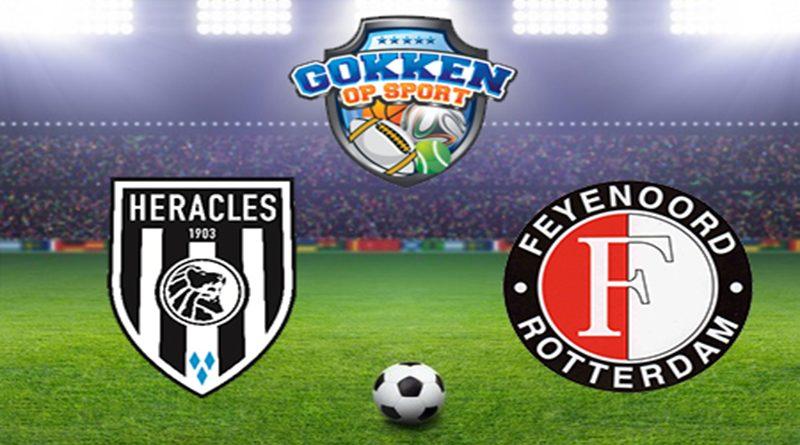 Heracles – Feyenoord voorspelling