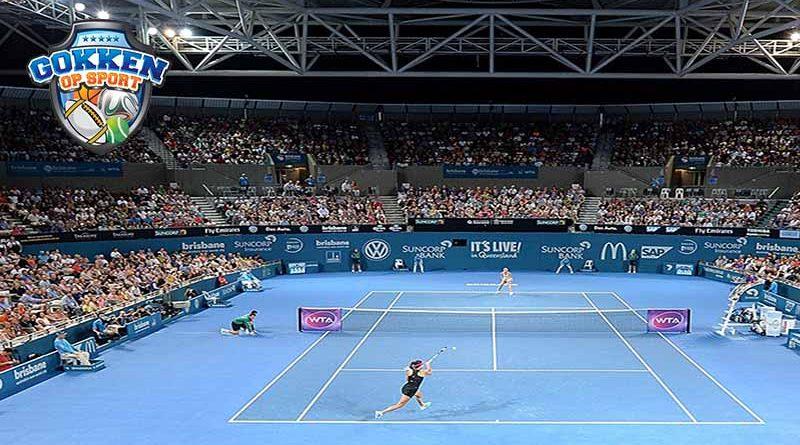 WTA Brisbane 2019