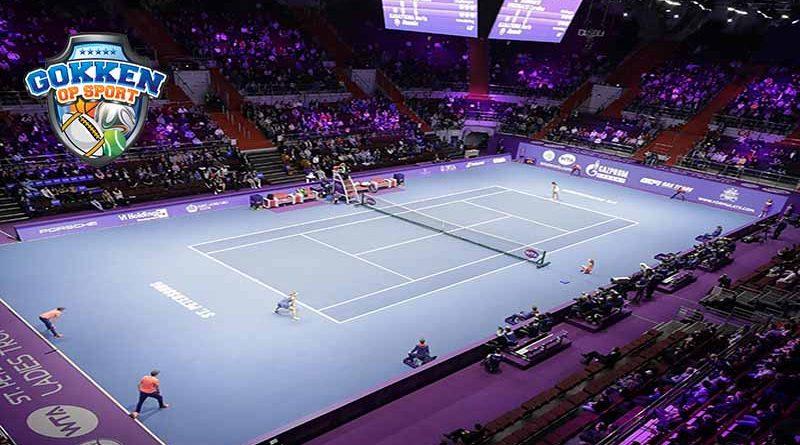 WTA St. Petersburg 2019