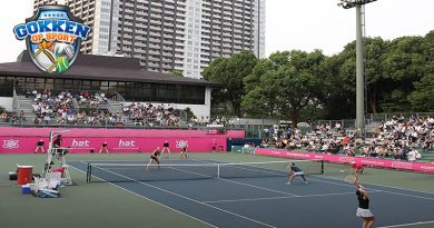 WTA Hiroshima 2019