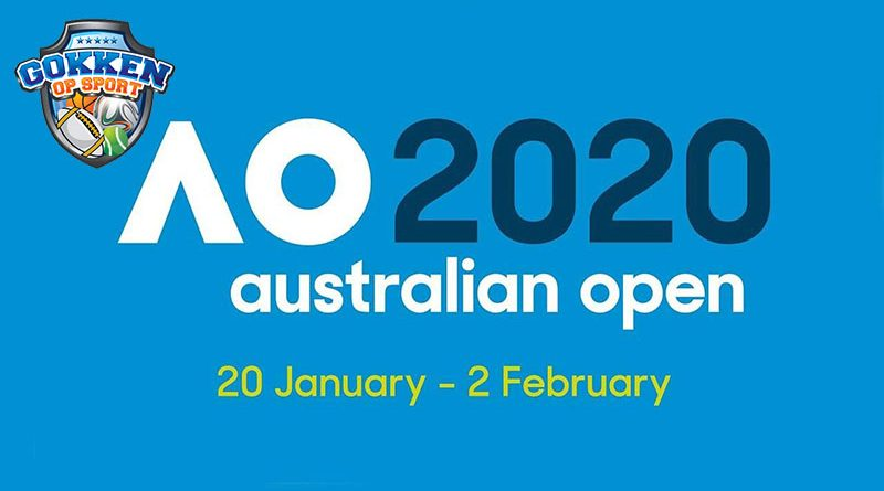 ATP Australian Open 2020 voorbeschouwing