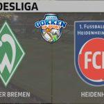 Werder Bremen – Heidenheim