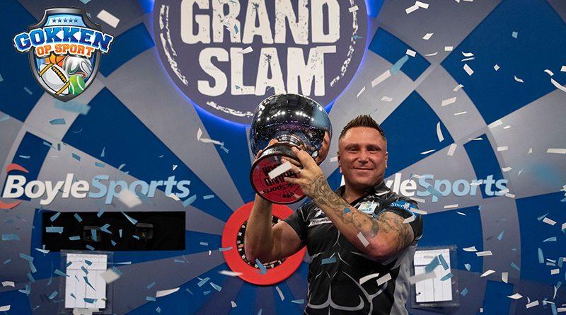 Grand Slam of Darts 2020 voorbeschouwing